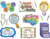 Teacher Created Resources 4404 Good Writing Traits Bulletin Board Display Set