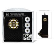 Team Golf 13120 Boston Bruins Embroidered Towel Gift Set