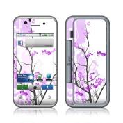 DecalGirl MBFP-TRANQUILITY-PRP Motorola Backflip Skin - Violet Tranquility