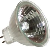Feit 50 Watt Halogen MR16 Narrow Reflector 12 Volt Bulb BPEXZ