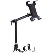 Arkon 60cm Heavy-Duty Aluminium Seat Rail Universal Tablet Mount
