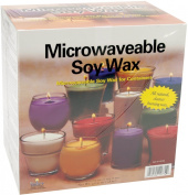 Microwaveable Soy Wax, 1.8kg, For Glass Containers