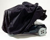 EZ-Access 0125BK Scooter or Wheelchair Cover with Carrying Case
