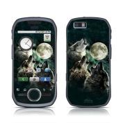 DecalGirl MAI1-TWOLVES Motorola i1 Skin - Three Wolf Moon