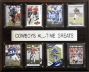 C & I Collectables 1215ATGOSC NCAA Football Oklahoma State Cowboys All-Time Greats Plaque