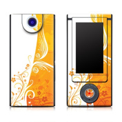 DecalGirl SBHD-ORANGECRUSH Sony Bloggie HD Skin - Orange Crush