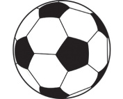 Ashley Productions ASH10032 Magnetic Whiteboard Erasers Soccer