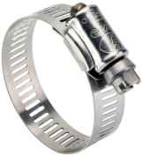 Ideal Division-stant .190.5cm . To 2-.190.5cm . Sure-Tite Stainless Steel Hose Clamps 67361 - Pack of 10