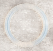 Teething Bling CLBAN Clear Bangle