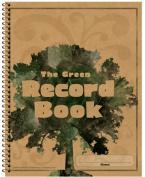 Carson Dellosa CD-104301 The Green Record Book