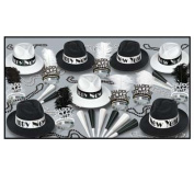 Beistle 88856-50 - Chicago Swing Party Assortment For 50