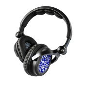 DecalGirl KHP-ALOHA-BLU KICKER HP541 Headphone Skin - Aloha Blue