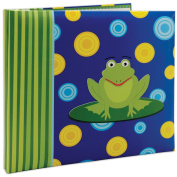 3D Post Bound Scrapbook 30cm x 30cm -Frog