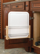 Hardware Distributors RS4DMCB.15P 12-.63.5cm . W Door Mount Polyethylene Cutting Board - White