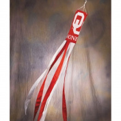 BSI Products Wind Wheels & Spinners Ncaa Oklahoma Sooners Wind Sock 79019