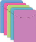 Top Notch Teacher Products TOP6030 Brite Pockets Galactic Peel and Stick 2-half X 3-3/4 25Pk