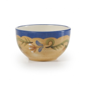 Pfaltzgraff 5080191 Tuscany Floral fruit bowl