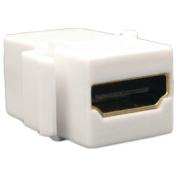 Datacomm Electronics 20-4504-WH HDMI Keystone Insert