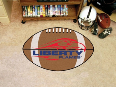 Fanmats 2738 COL - 60cm . x90cm . - Liberty University Football Mat