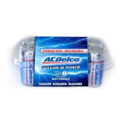 ACDelco AC234 8 of D Alkaline Batteries with Recloseble Box