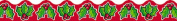 TREND ENTERPRISES INC. T-92042 TRIMMER HOLIDAY HOLLY