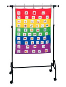 LEARNING RESOURCES LER2197 RAINBOW POCKET CHART