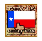 Hot Sauce Harrys HSH8053 TEXAS FLAG Championship chilli MIX - 80ml