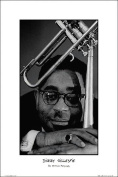 Hot Stuff 2013-24x36-CE Dizzy Gillespie Poster