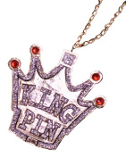 Costumes For All Occasions Fw9085K Medallion Rapper King