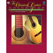 Alfred 00-0719B The Classical Guitar Anthology- Music of France- Germany- and Russia - Music Book