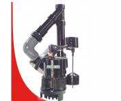 Bur-Cam Pumps 300828BUPP Combination Primary and Back-Up Sump Pump System
