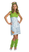 Costumes For All Occasions Dg24887J Sesame St Oscar Tween 14-16