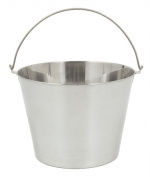 Barbour 4825 Classic 2.5 Gallon Stainless Steel Beverage Bucket