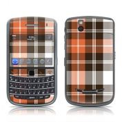 DecalGirl B965-PLAID-CPR BlackBerry Bold 9650 Skin - Copper Plaid