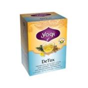 Yogi Tea Herbal Teas DeTox 16 tea bags 1792