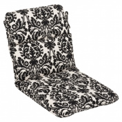 Pillow Perfect Inc. 353548 Pillow Perfect -Black/Beige