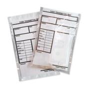 MMF Industries MMF236006920 Cash Transmittal Bag- 15cm .x23cm .- Clear