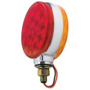 Roadpro RP2366 Double Face LED Light. Red & Amber