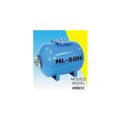 Bur-Cam Pumps 600652B Reservoir A Diaphragme 15.0 Gal - Horizontal Captive Air