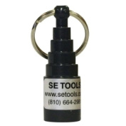 S.E. TOOLS 931KC Keychain Magnet with 6.4kg Pull