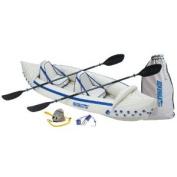 Sea Eagle Boats SE330K-P SE330 Sport Kayak Pro Package