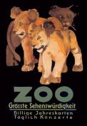 Buy Enlarge 0-587-01193-9C12X18 Zoo Grosste Sehenswurdigkeit- Canvas Size C12X18