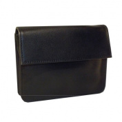 Emporium Leather RFID-170-BLK-5 ROYCE LEATHER RFID BLOCKING EXEC WALLET - Black