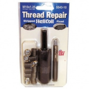 HeliCoil HEL5543-10 Thread Repair Metric Kit for M10x1.25- 12 Inserts