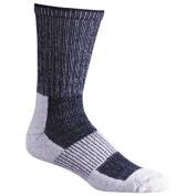 Fox River Wickdry Euro Xtra Large 12-15 Socks - Navy and White