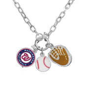 MLB - Washington Nationals Fanfare Necklace