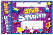 EDUPRESS EP3079 STAR STUDENT BOOKMARK AWARD