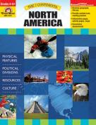 Evan-Moor EMC3731 7 Continents North America