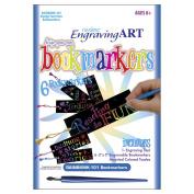 Royal Brush 422176 Rainbow Engraving Art Bookmarks