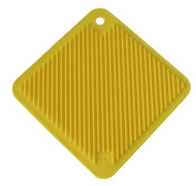 Magware MW-PHS-YEL So Cool Silicone Pot Hoder Trivet - Yellow